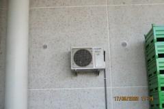 Pompa di calore espansione diretta con gas R32